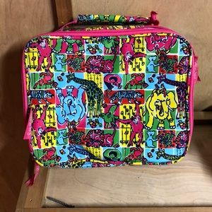 Lilly Pulitzer lunch box Brand New